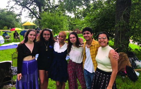 Coup invites students to pursue the arts