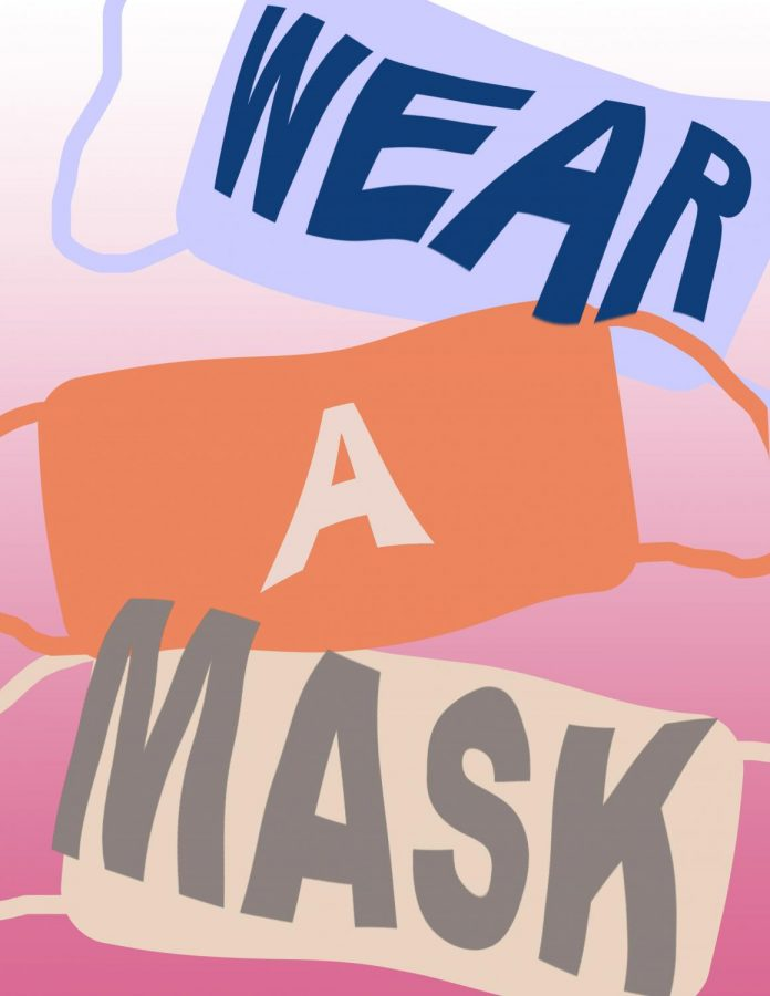 Masks%3A+The+ongoing+controversy+in+America
