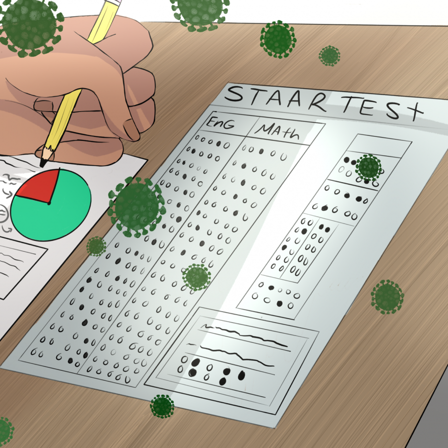 STAAR+test+raises+controversy+among+students