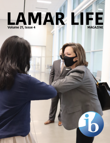 Lamar Life: Volume 21, Issue 4