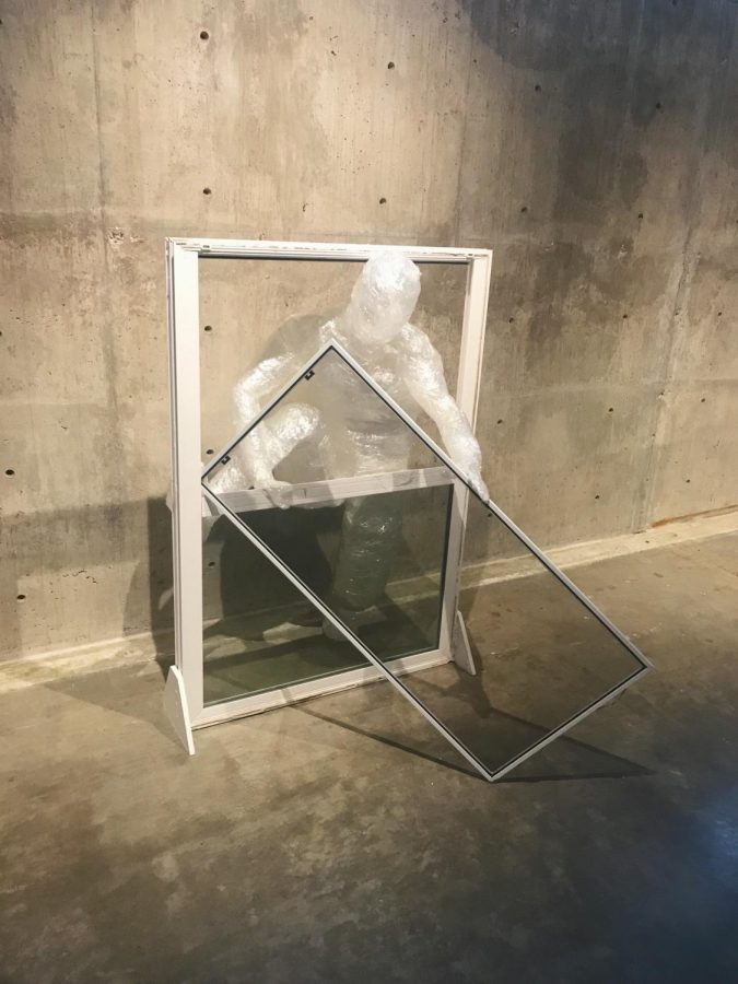 Kathryn Stones piece titled The Great Escape