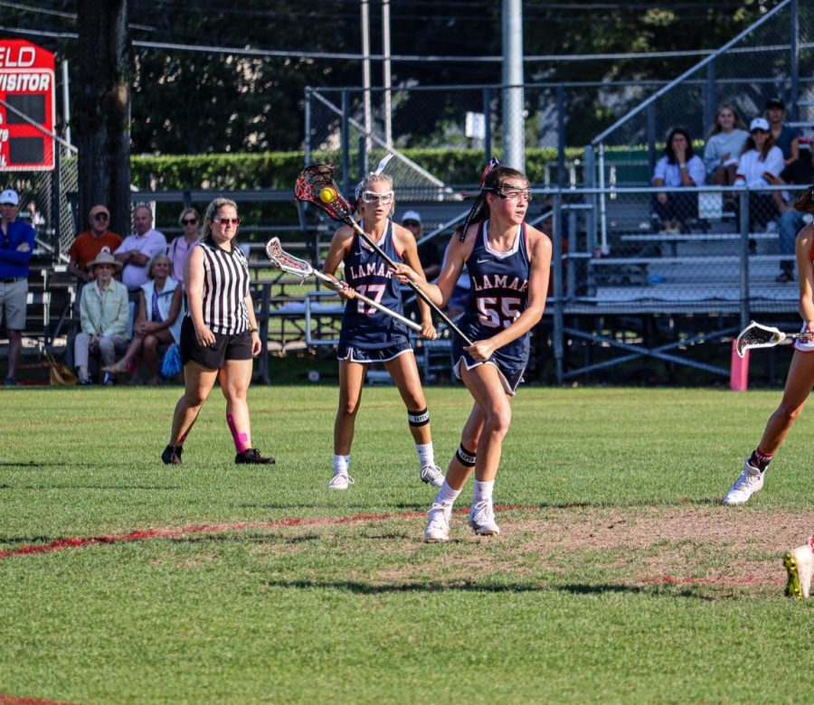 Lax to the max: Womens lacrosse goes to State Semifinals