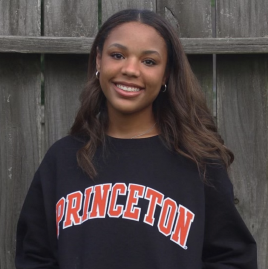 From Texan to Tiger: Wilson goes to Princeton
