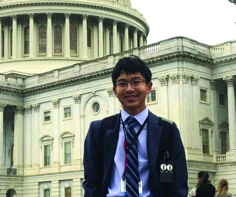 Paving the way for the future: Franklin Wu fights for climate change